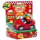 Motorama Auto Ferrari Berlinetta se zvukem a světlem - Červená 2
