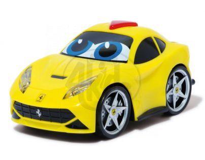 Motorama Auto Ferrari Berlinetta se zvukem a světlem - Žlutá