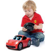 Bburago Junior RC Auto Ferrari 458 - Červená 2