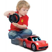 Bburago Junior RC Auto Ferrari 458 - Červená 3
