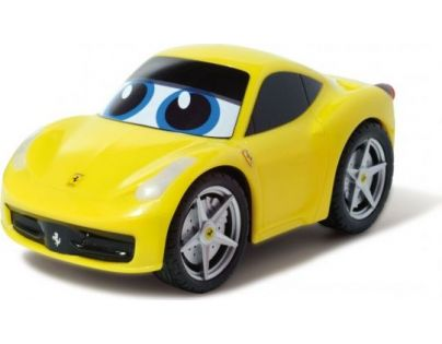 Motorama RC Auto Ferrari 458 - Žlutá