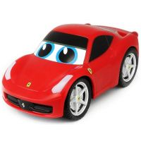 EP Line RC auto Ferrari F1 Infra červená střecha