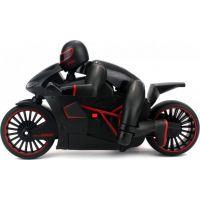 Made Motorka s řidičem se světlem 20 km/h - Červená 2