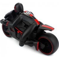 Made Motorka s řidičem se světlem 20 km/h - Červená 3