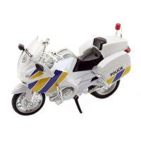 Motorka Záchranáři 112 policie český design
