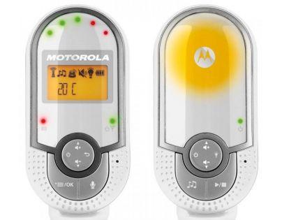 Motorola Dětská chůvička Bílá