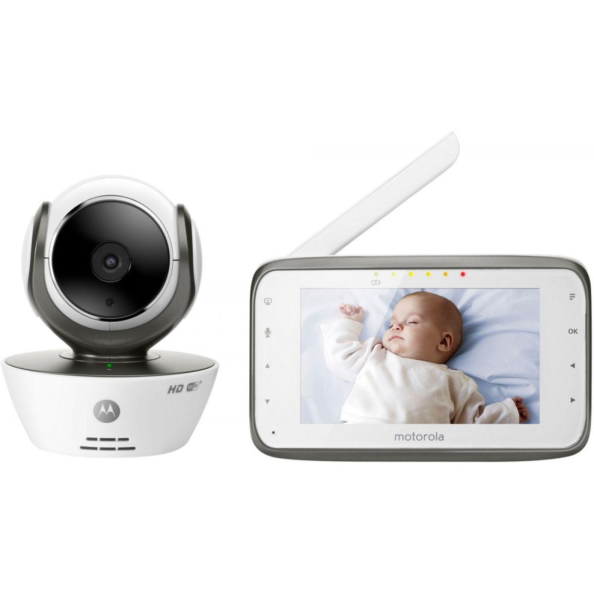 Motorola MBP 854 HD Connect Dětská chůvička