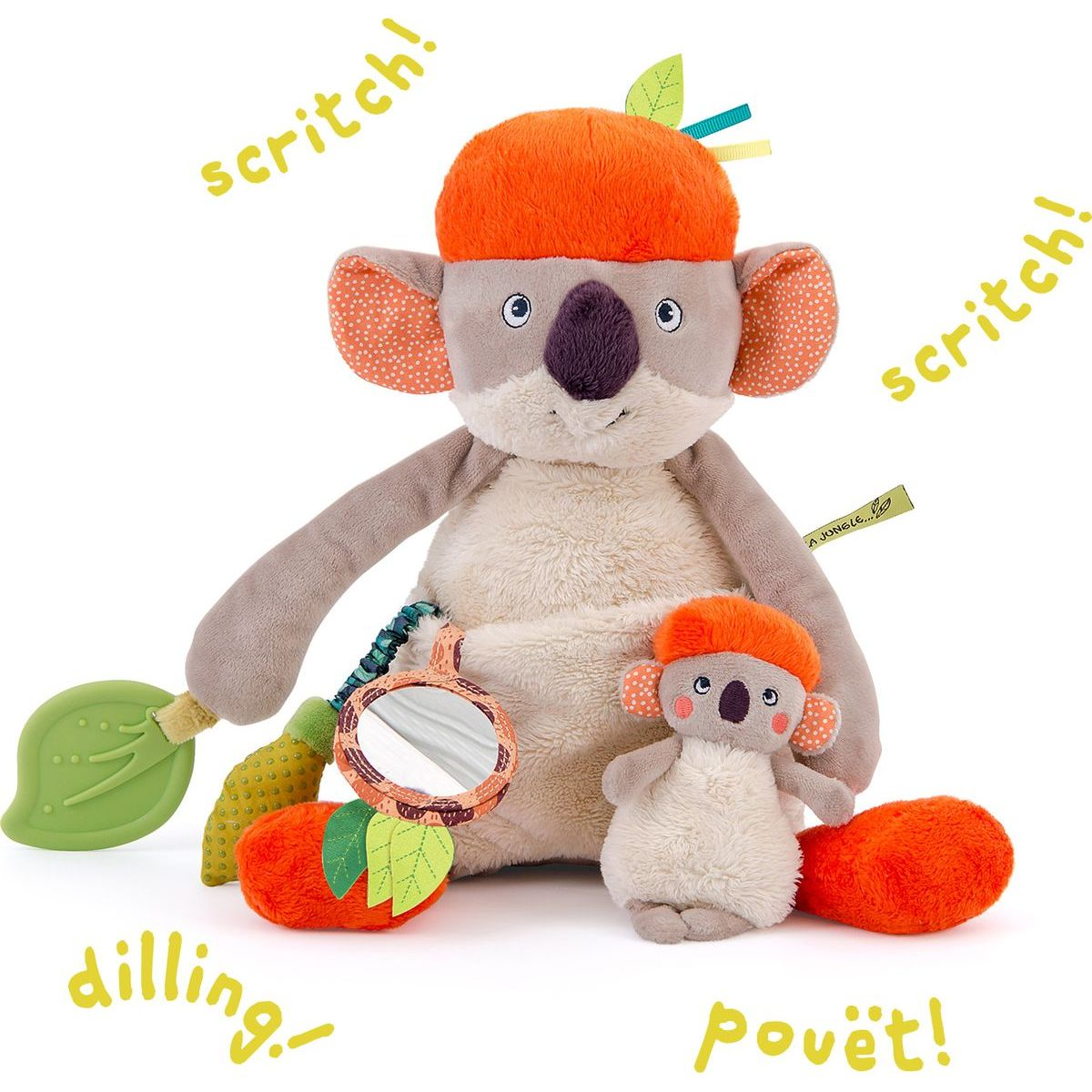 Moulin Roty Activity koala