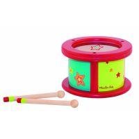 Moulin Roty Dětský bubínek s paličkami