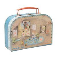Moulin Roty Dřevěné kufřík Malý doktor 3