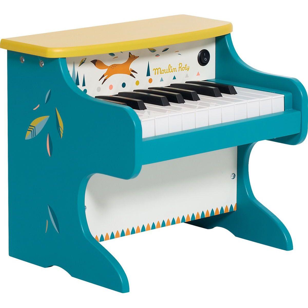 Moulin Roty Dřevěné piano Moulin Roty