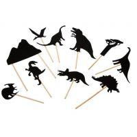 Moulin Roty Stínové divadlo dinosauři