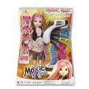 MOXIE GIRLS Magické vlasy s barevným melírem - Blondýnka 3