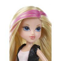 MOXIE GIRLS Magické vlasy s barevným melírem - Blondýnka 2