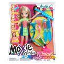 Moxie Girlz Magické vlasy 2 druhy - Avery 2
