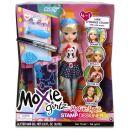 Moxie Girlz Magické vlasy - Avery 3