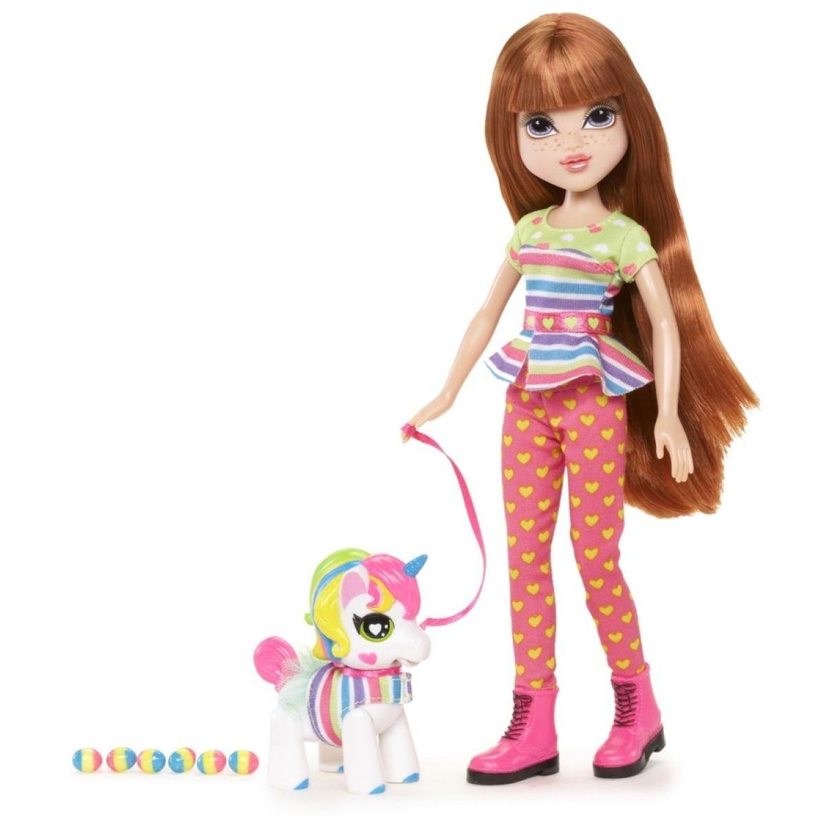 Moxie Girlz Panenka s mazlíčkem - Kellan