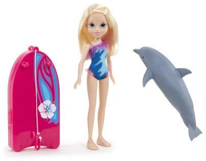 Moxie Girlz Panenka s plavacím delfínem - Avery