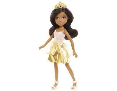 Moxie Girlz Princezna - Černovláska