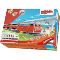 Märklin My World IRC Vlak Regional Express a koleje