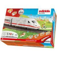 Märklin My World IRC vlak Ice a koleje