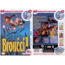 DVD - Broučci 1 2