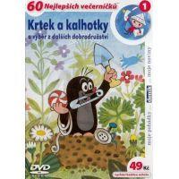 DVD - Krtek a kalhotky