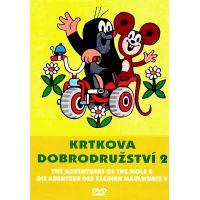MÚ DVD - Krtkova dobrodružství 2