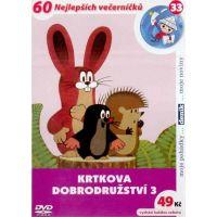 MÚ DVD - Krtkova dobrodružství 3