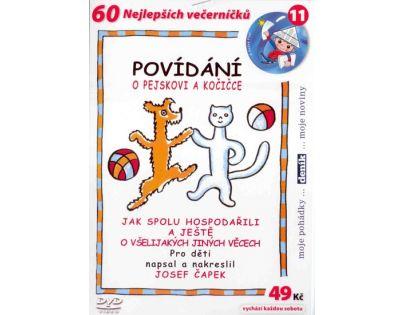 MÚ DVD - Povídání o pejskovi a kočičce