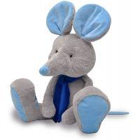 MÚ Brno Myška Alfi 65 cm šedomodrá