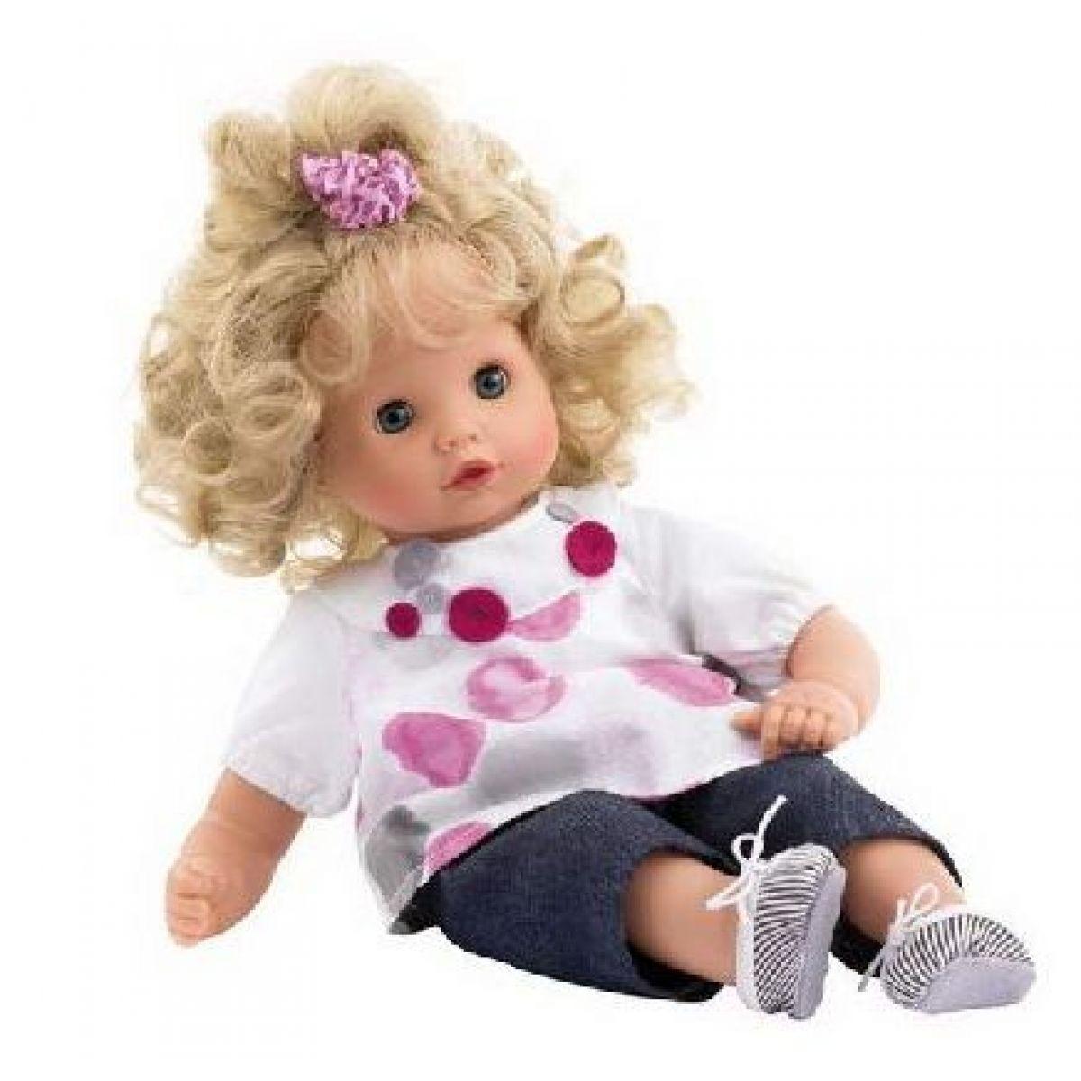 Götz 20955 - Panenka Muffin 33 cm - blond vlasy