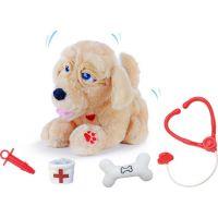 Rappa Môj chorý kamarát Rafík interaktívny psík