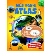 Ottovo nakladatelství Můj první atlas
