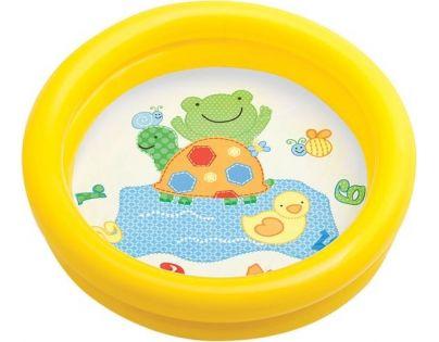 Intex 59409 Můj první bazén 61cm - Žlutá