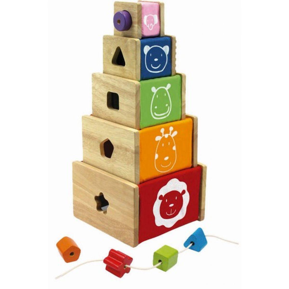Multifunkční pyramida I´m Toy 33100