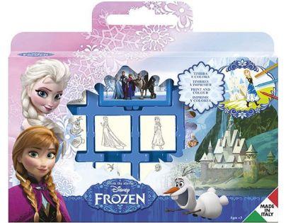 Multiprint Ledové království razítka 7ks