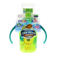 Munchkin netečúci hrnček Click Lock 237ml zelená 2
