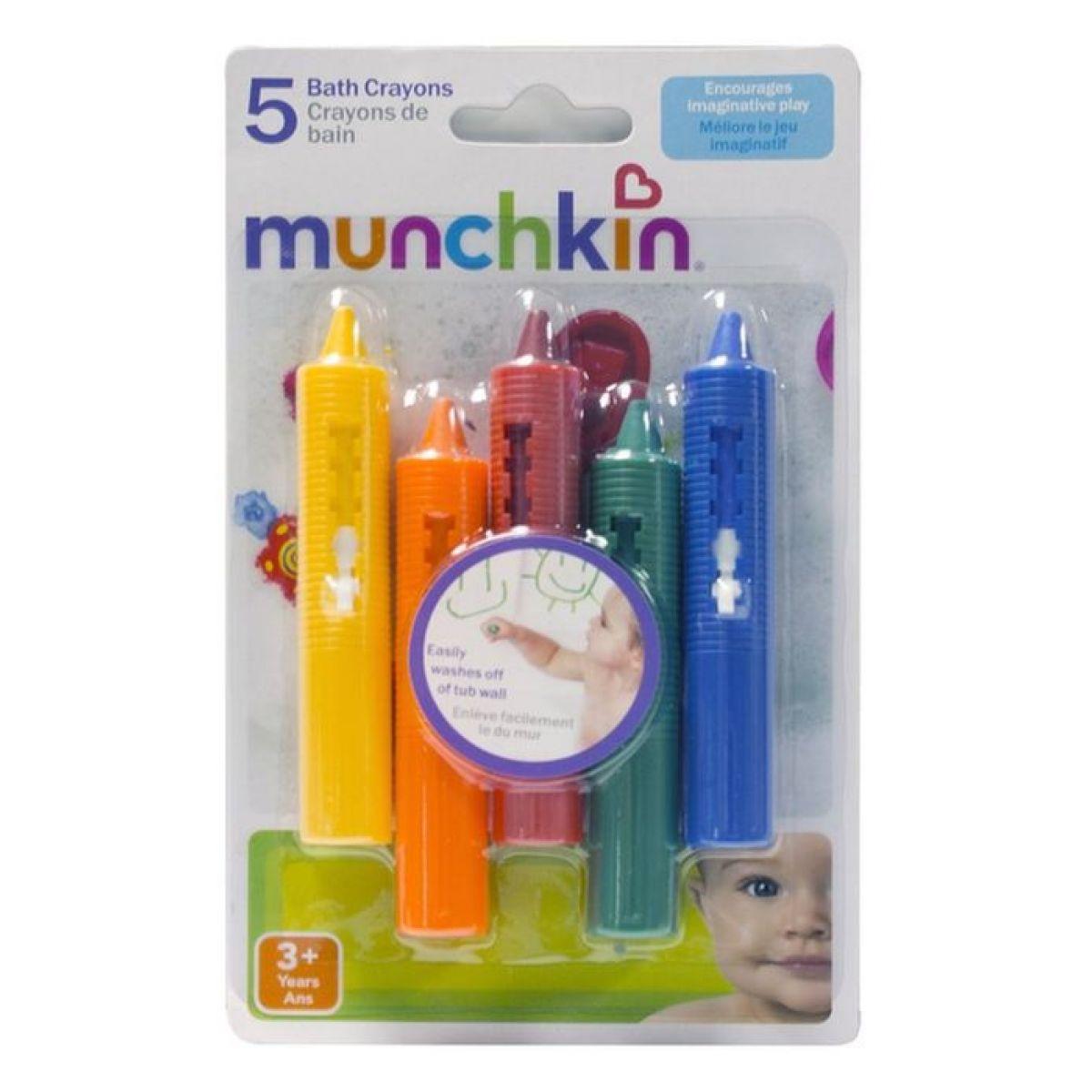 Munchkin Pastelky do vody