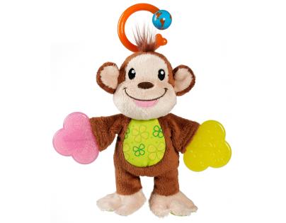 Munchkin Plyšový mazlíček s kousátky - Opička
