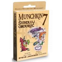 Steve Jackson Games Munchkin rozšíření 7