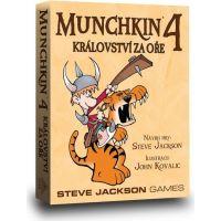 Steve Jackson Games Munchkin rozšíření 4