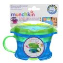 Munchkin Svačinkový hrneček Click Lock - Modro-zelená 3