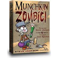 Steve Jackson Games Munchkin Zombíci