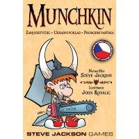 Munchkin karetní hra