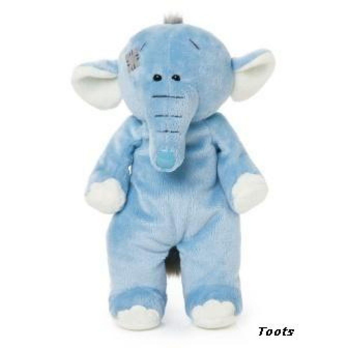 My blue nose friends – Floppy Slon