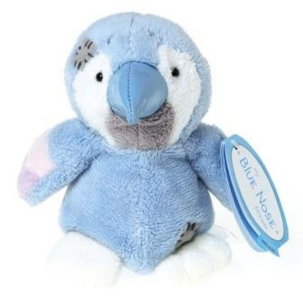 My blue nose friends – Papoušek