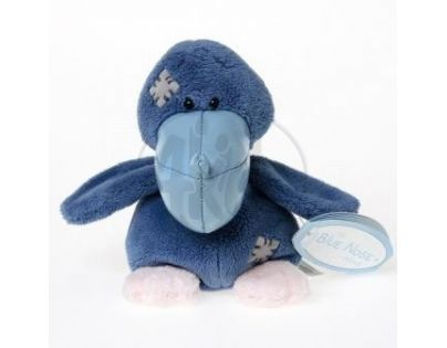 My blue nose friends – Pelikán