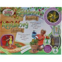 My Fairy Garden Kouzelná zahrádka květinový domeček 5