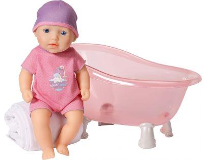 My First Baby Annabell Koupací panenka s vanou